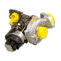 Original turbocompressor - Audi