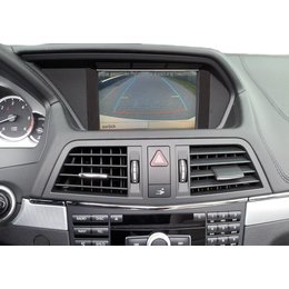Complete - Set rearview camera Mercedes GLK X204 NTG 4