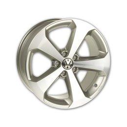 Originele VW Scirocco 18 inch lichtmetalen velg Titanium