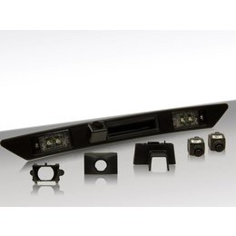 Complete set front and rear view camera Audi Q7 4L