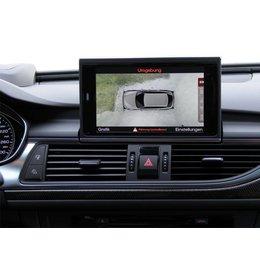 Umfeldkamera - 4 Kamera System für Audi A8 4H