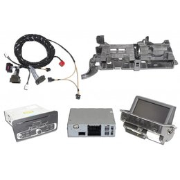 Retrofit Kit 3G MMI navigatie plus Audi A1 8X