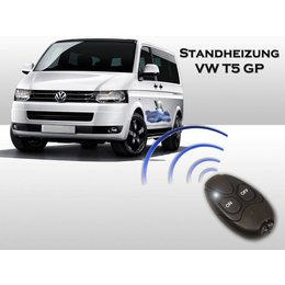 Auxiliary heating VW T5 GP - climatic -