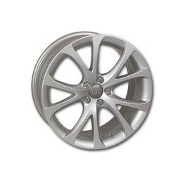 Originele Audi A1 gegoten aluminium wielen in 5-V-spaak design
