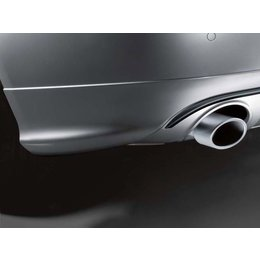 Original rear bumper extension Audi A5