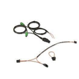 Kabelsatz FISCUBE Most für Mercedes NTG 1 / NTG 2 - mit RFK