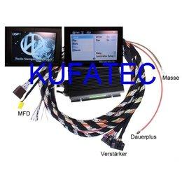 DSP versterker - Kabel