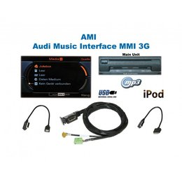 AMI - Audi Music Interface für Audi - iPod