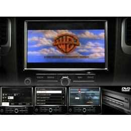 DVD-Wechsler - Retrofit - VW Touareg 7P