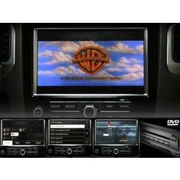 DVD Wechsler Komplett-Set VW Touareg 7P
