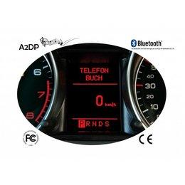 "FISCON Handsfree Bluetooth - Audi, Seat ""Basic"" Mini ISO + BNS 4.0 Navigation"