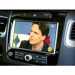Nachrüst-Set TV Tuner für VW Touareg 7P - RNS 850 - DVD-Wechsler ab Werk