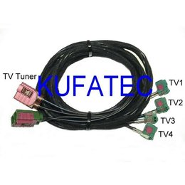 TV Antenna Module - Harness - Audi A4 8K - MMI 3G