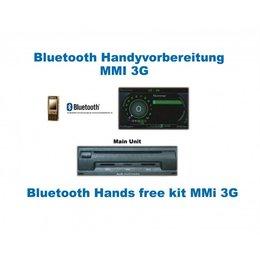 Upgrade Bluetooth interface Audi A6 4F - MMI 3G