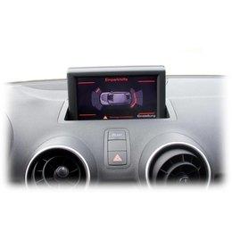 Audi Parking System Plus - Front + Rear -Retrofit- Audi A1 8X