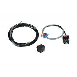 Kufatec Fog Light Wiring - Harness - VW Golf 4, Bora + Light Switch