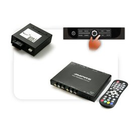 DVBT400 + Multimedia Adapter LWL - w/ OEM Control - RNS 850