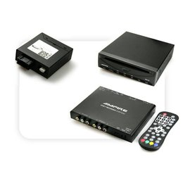 DVD-speler + DVBT400 + IMA Multimedia Adapter - RNS 850