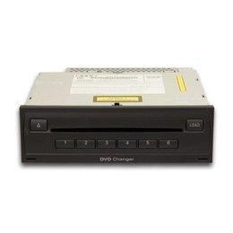 DVD Wechsler Komplett-Set für Audi A6 4G für Navi plus 7T6 - kein TV werkseitig vorhanden