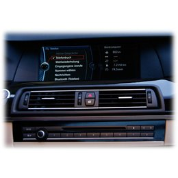"""FISCON Freisprecheinrichtung """"Pro"""" für BMW F-Serie mit USB-Schnittstelle"""
