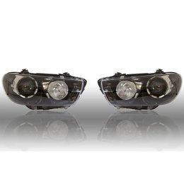 Bi-Xenon Headlights - Upgrade - VW Scirocco