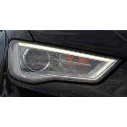 Complete BI-Xenon Headlights - Retrofit - With Daylight - Audi A3 8V
