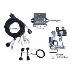 Auto-Leveling Headlights - Retrofit - VW Passat B7 - without electronic shock absorber