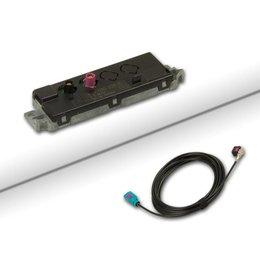 FISTUNE® Antennenmodul für Audi A5 8T 2G - ohne werkseitigem TV-Empfang