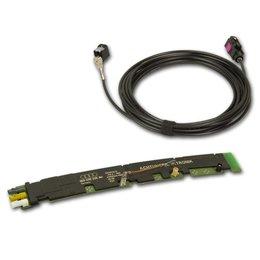 FISTUNE® Antennenmodul für Audi A8 4E 2G - kein TV-Empfang