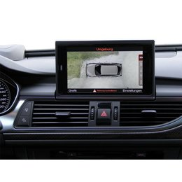 Surroundings camera - 4 Camera System - Audi A6 4G - 4ZB to 2014 -