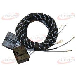 Kabelsatz Sitzheizung für Audi Q3 8U - elektrische Sitverstellung/Lordose