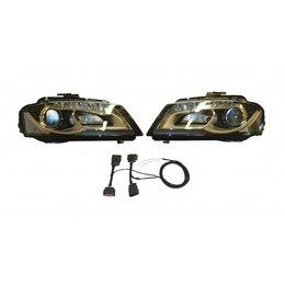 Bi-Xenon/LED Headlights - Retrofit- Audi A3 8P