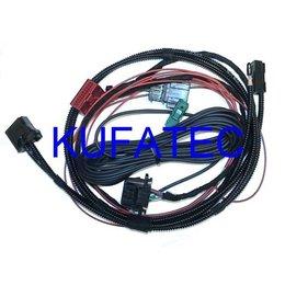 TV Tuner - Harness - with Fiber Optic - MMI 3G, 12pin connector