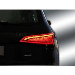 Komplett-Set Facelift LED-Heckleuchten für Audi Q5 - Standard auf LED facelift