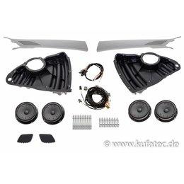 Soundsystem VW Golf 7-2-pilaren