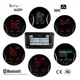 "FISCON Bluetooth Handsfree - ""Basic-Plus"" - VW, Skoda Micro - Interior light"
