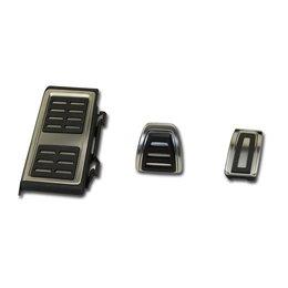 Aluminium Voet pedalen voor automaat auto.