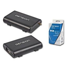 DAB + U - USB DAB-radio-ontvanger
