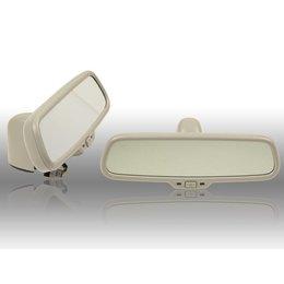 Original automatic. dimming interior mirror with compass - Audi