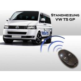 Remote control for heater VW T5 GP - Eberspächer 7VF, 7VM