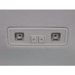 LED reading light, rear - Grey