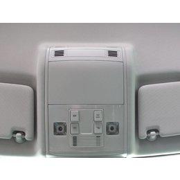 LED reading light, front - Grey