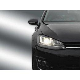 Volledige bi-xenon koplampen met LED DRL Golf 7 - elektr. damper control