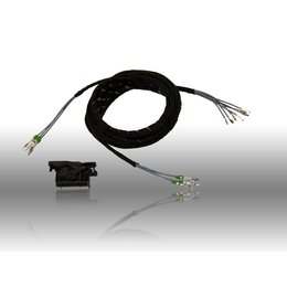 cable set Conversion ALWR cornering light to full LED Audi A7 4G