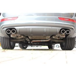 Komplettset Active Sound inkl. Sound Booster für Audi Q5 8R