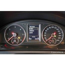 Spurwechselassistent (Side Assist) für VW T5 GP - Komfort
