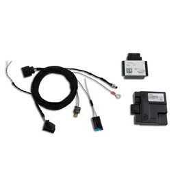 Universal complete set of active noise incl. Sound Booster VW, Seat, Skoda