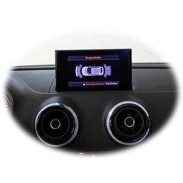 Complete set plus APS + Audi A3 8V - Cabriolet