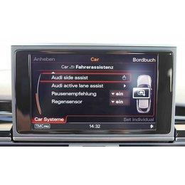 Audi side assist A7 4G