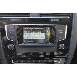 Automatische Distanzregelung (ACC) für VW Golf 7 VII